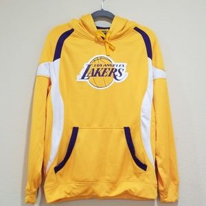 NBA Lakers Gold & Purple Pullover